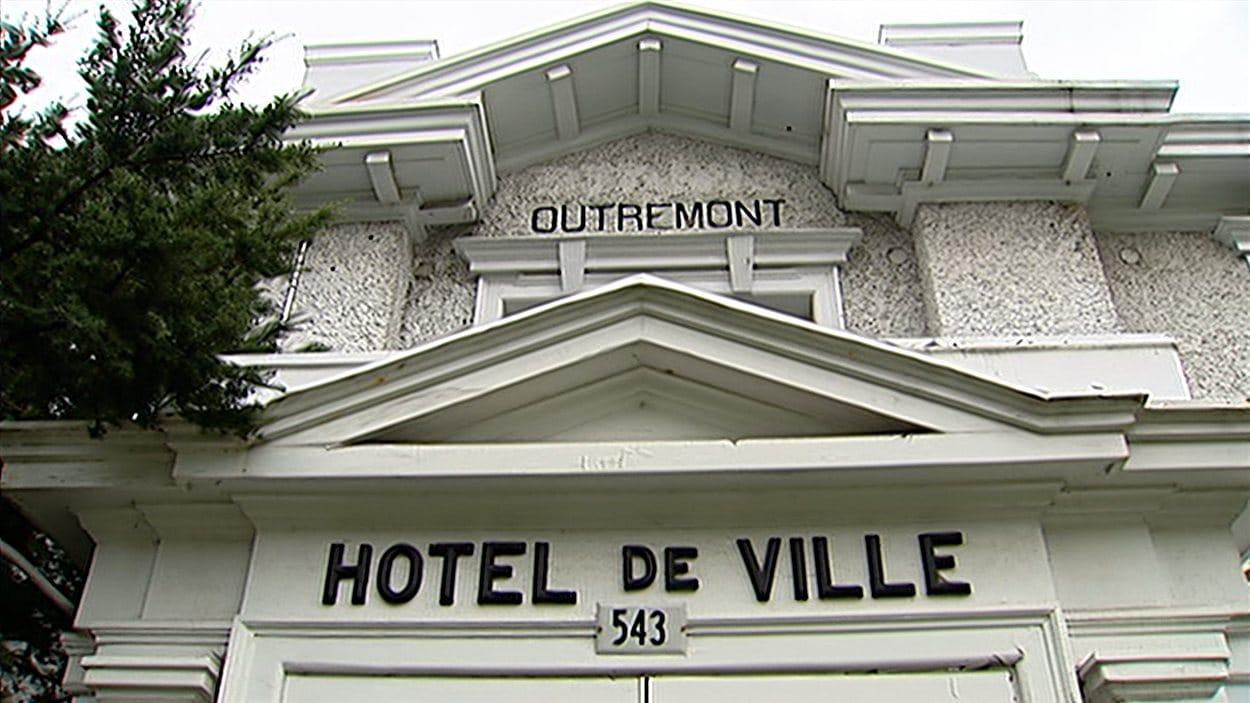 Hôtel de ville d'Outremont