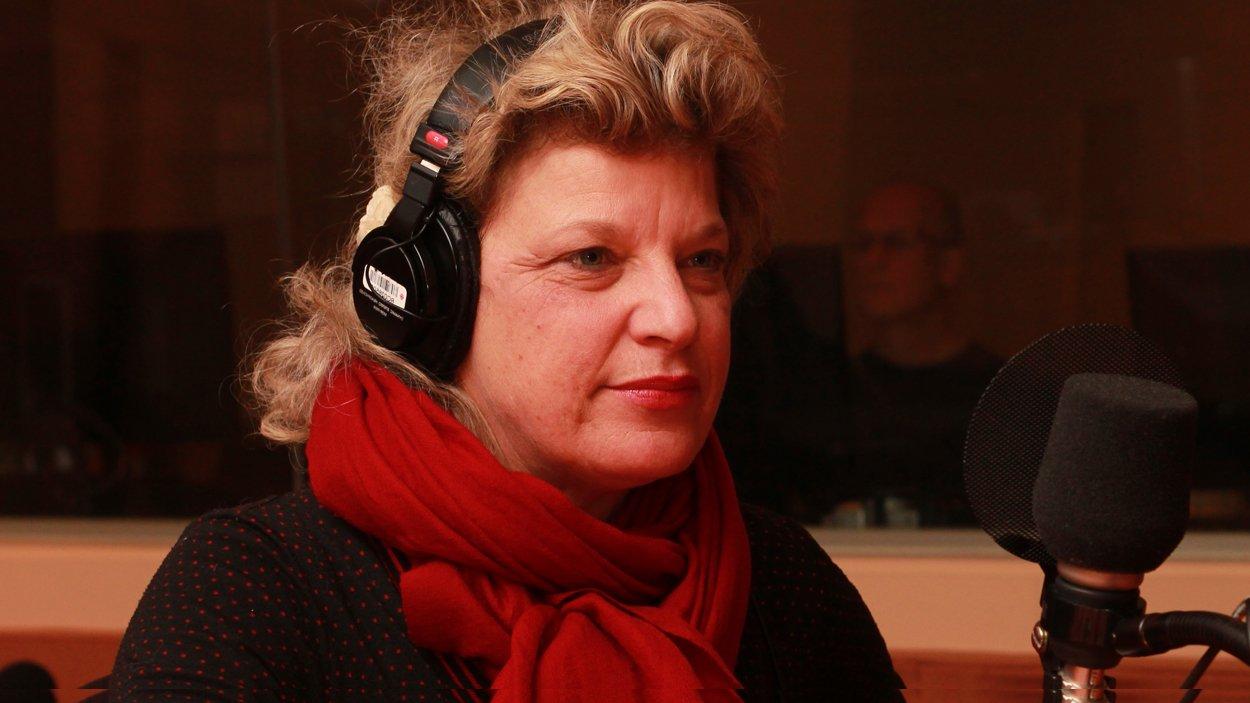 Johanne Fontaine  ©Radio-Canada/Marie-Sandrine Auger