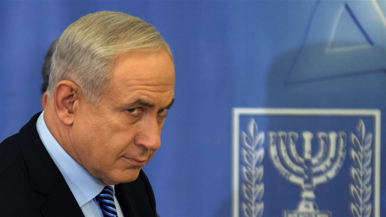 Le premier ministre d'Israël, Benyamin Nétanyahou