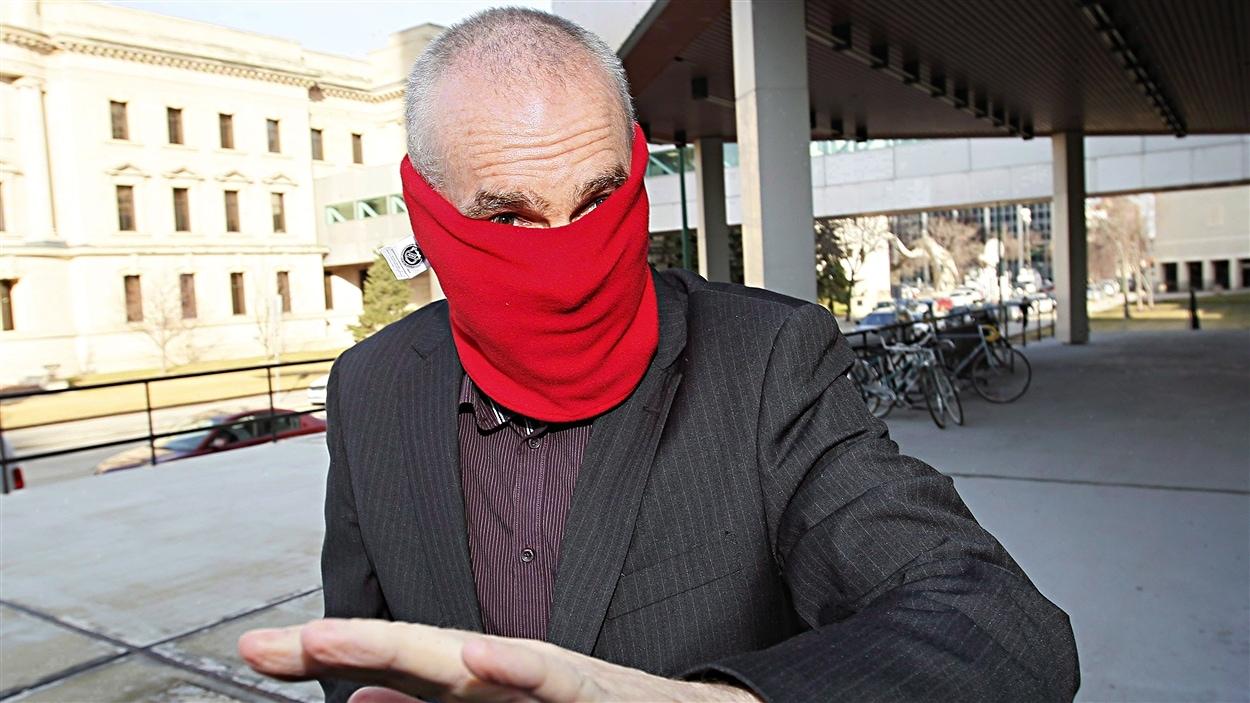 Graham James en mars 2012