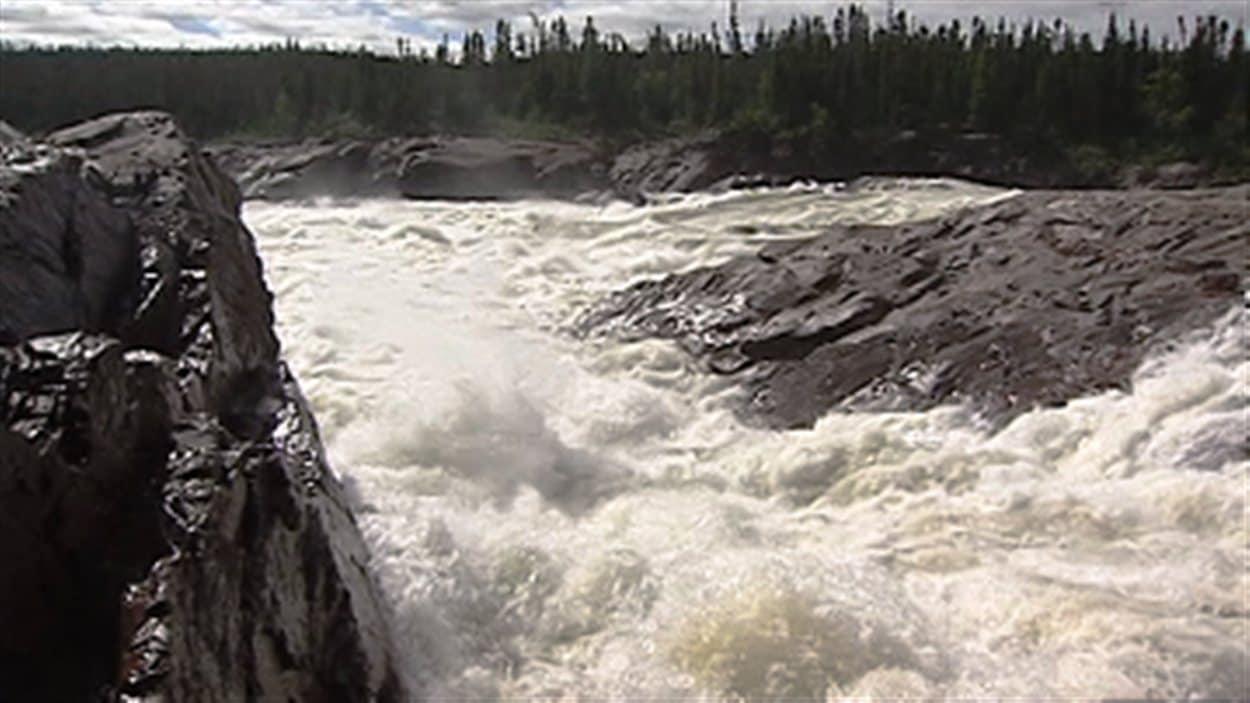 Le projet de Muskrat Falls sur le fleuve Churchill