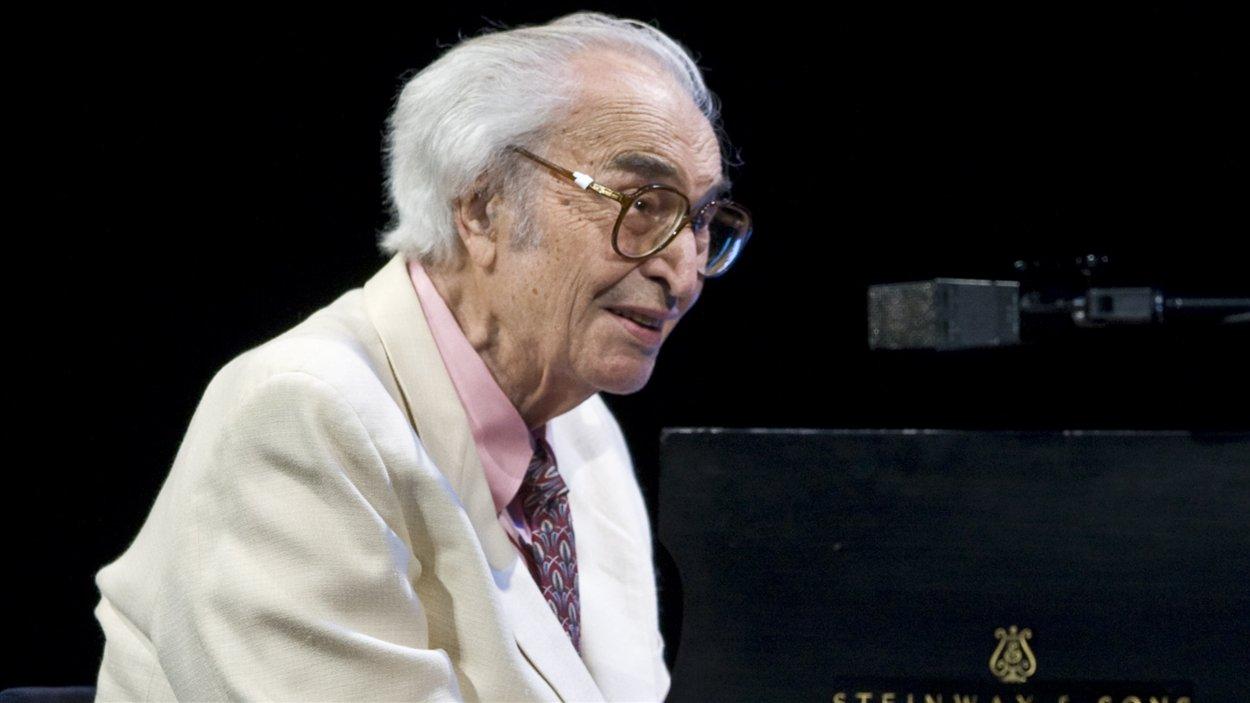 Le pianiste de jazz Dave Brubeck