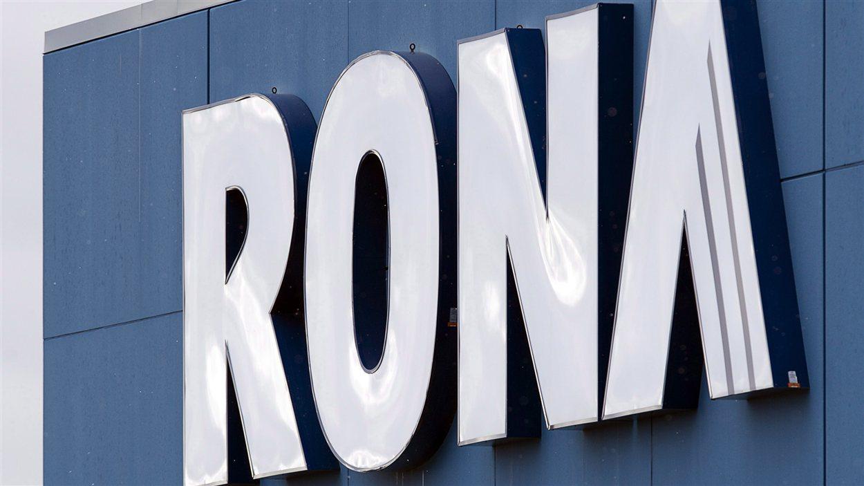 Logo de Rona