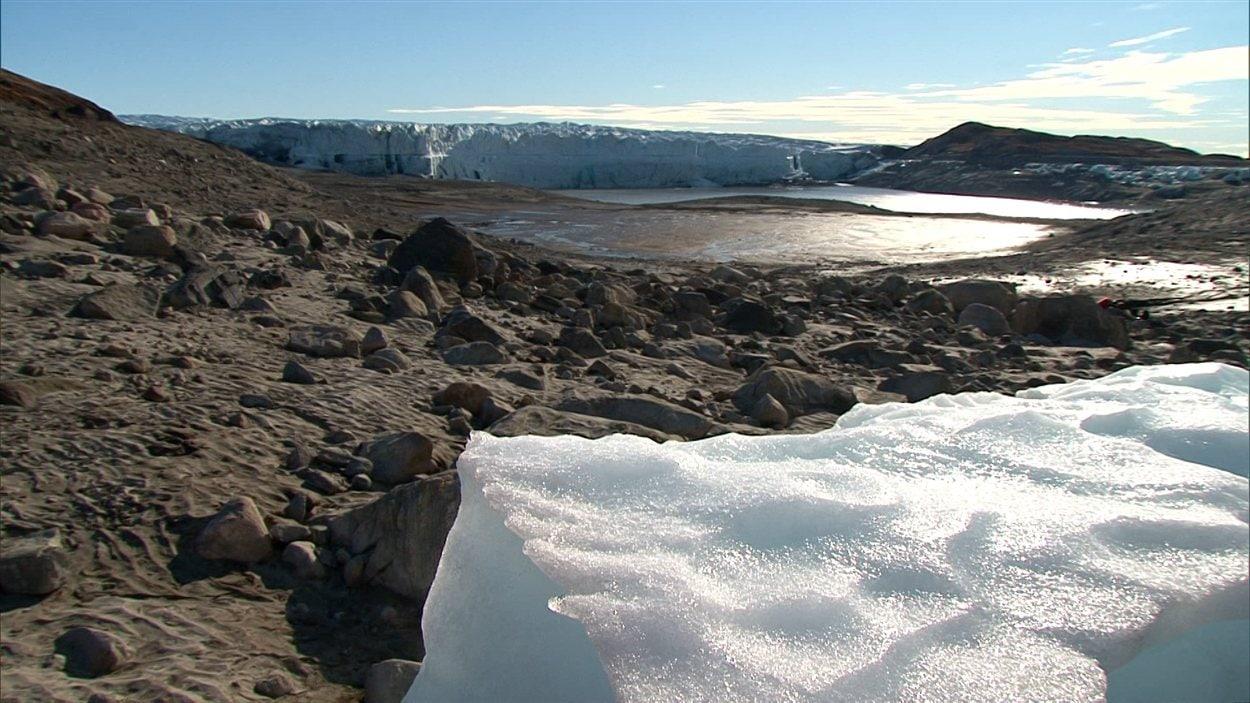 L'Arctique fond à vue d'oeil