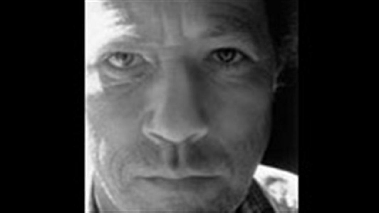 Le poète Yves Boisvert