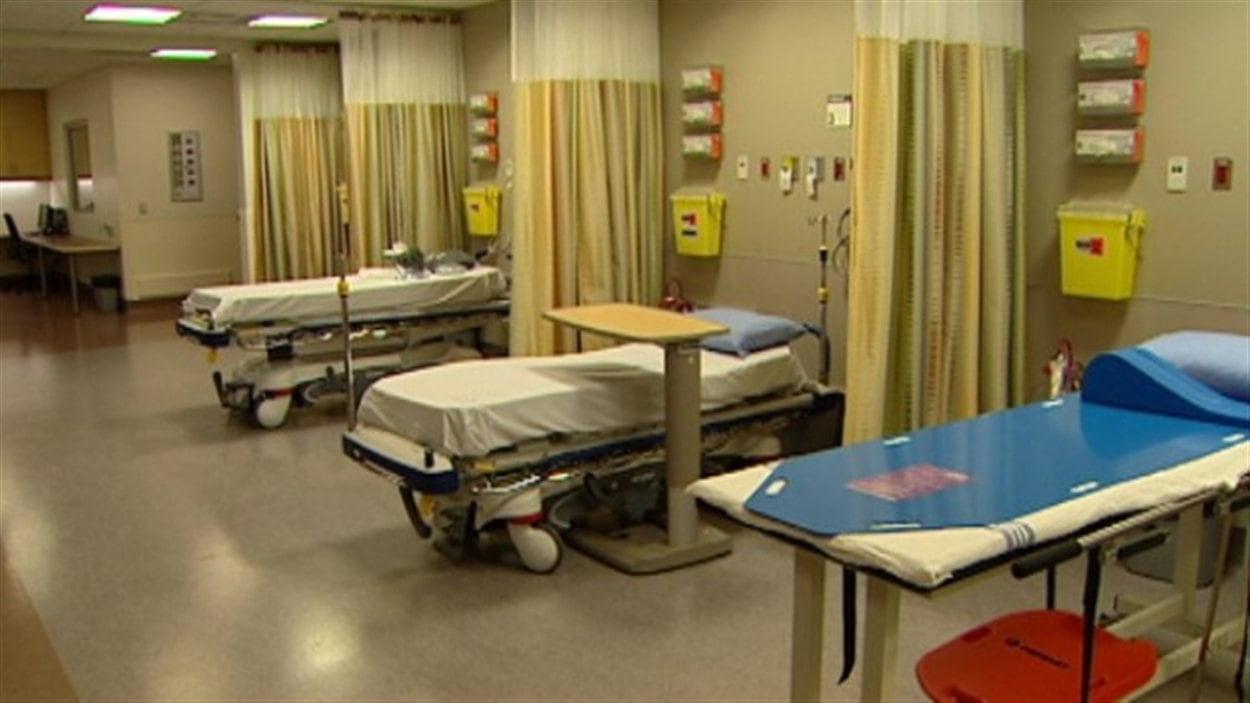 La salle d'urgence du South Health Campus à Calgary est officiellement ouverte.