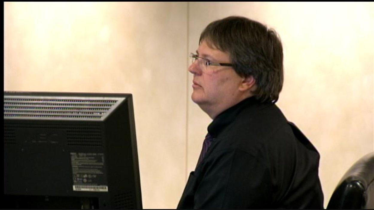 Richard Buchowski témoigne à l'enquête publique sur la mort de Phoenix Sinclair, le 14 janvier 2013 à Winnipeg.