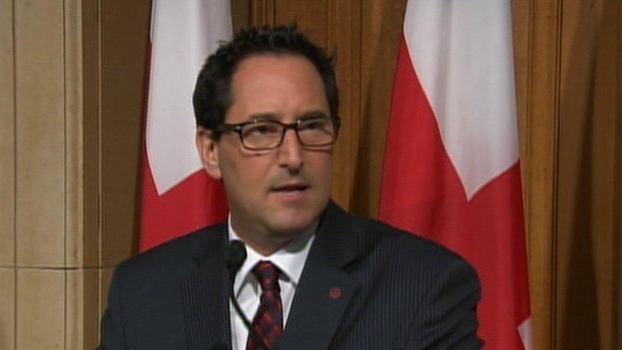 Le maire de Montréal, Michael Applebaum, assure qu'il est intègre et « qu'il n'est pas achetable ».