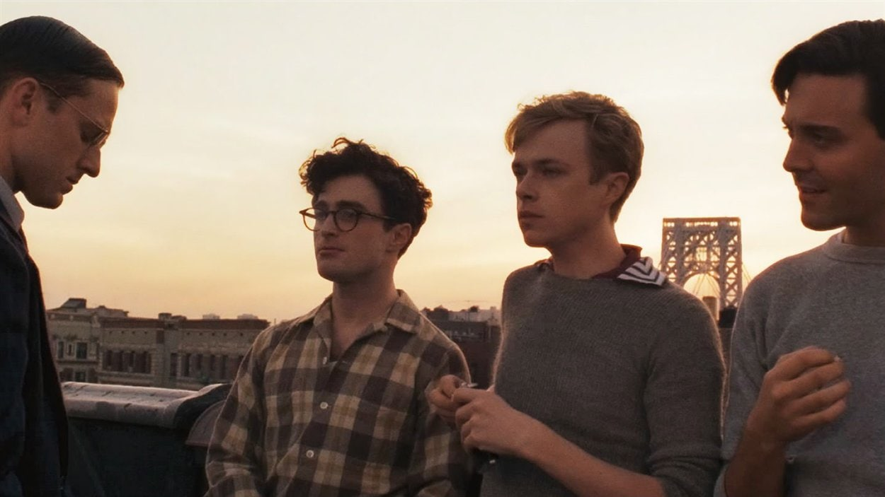Le film Kill your darlings, avec Daniel Radcliffe