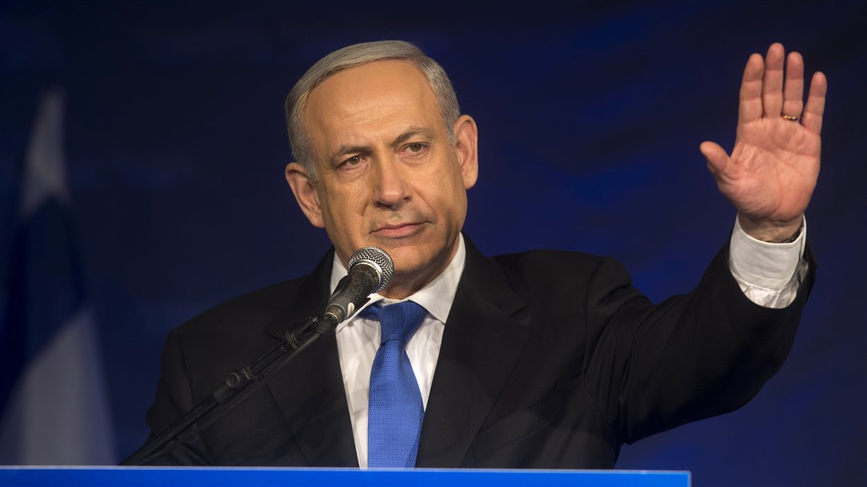 Le premier ministre Benyamin Nétanyahou