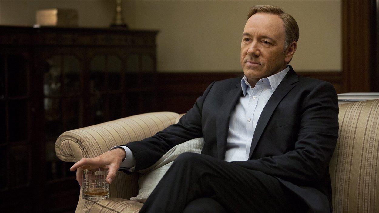 House of cards, la nouvelle série de Netflix