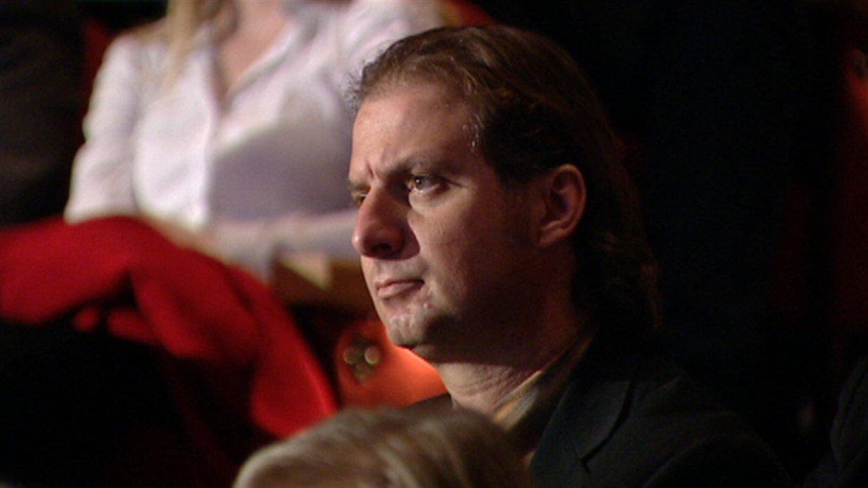 Le député de Papineau, en Outaouais, Alexandre Iracà a assisté au débat.