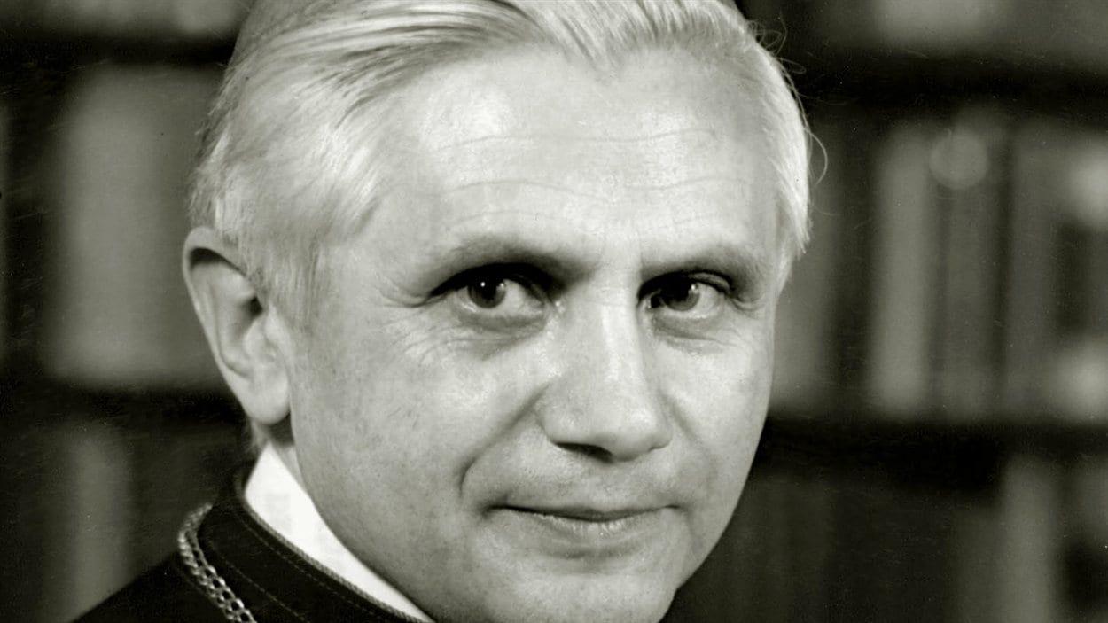 1996 : Joseph Ratzinger était alors cardinal