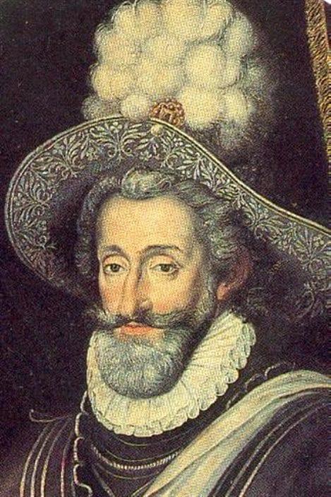 Un portrait d'Henri IV