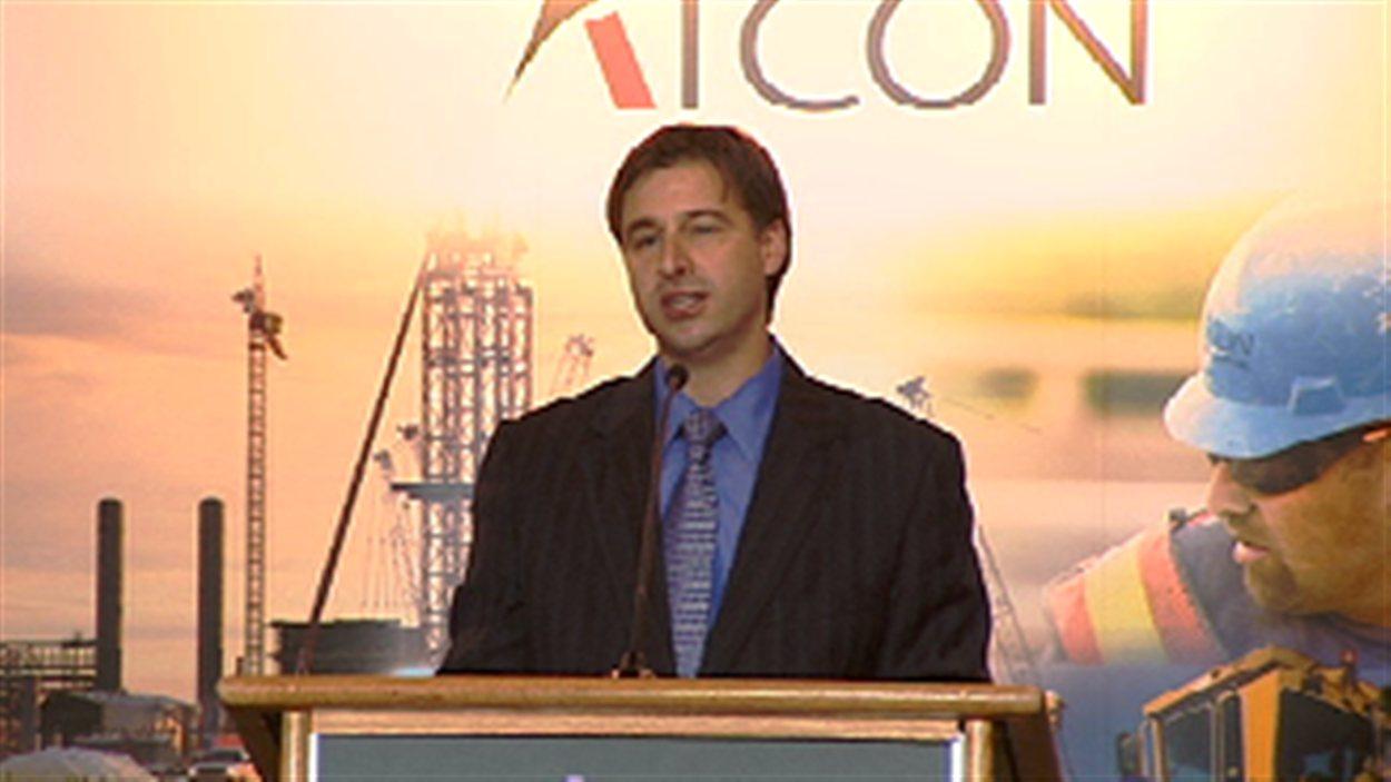 Shawn Graham, ancien premier ministre libéral