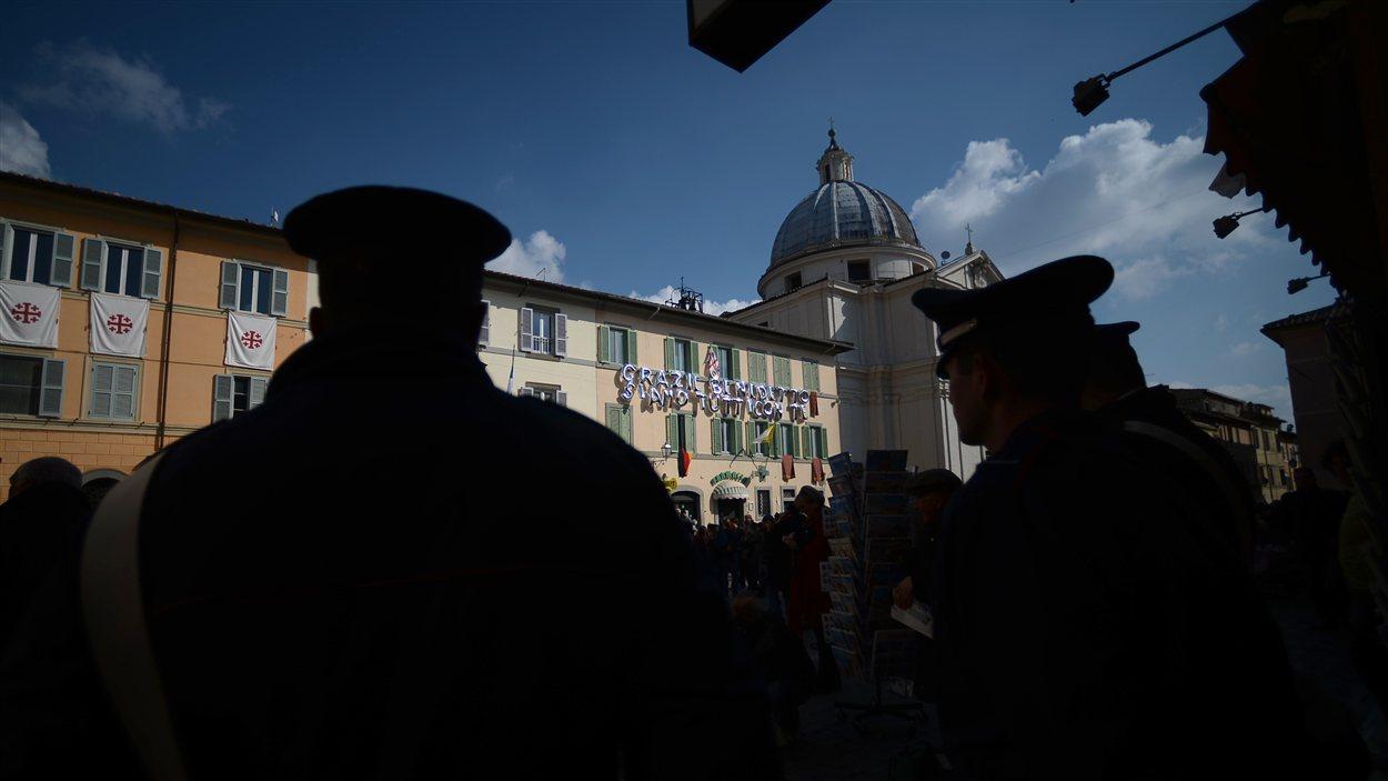 Castel Gandolfo jeudi matin