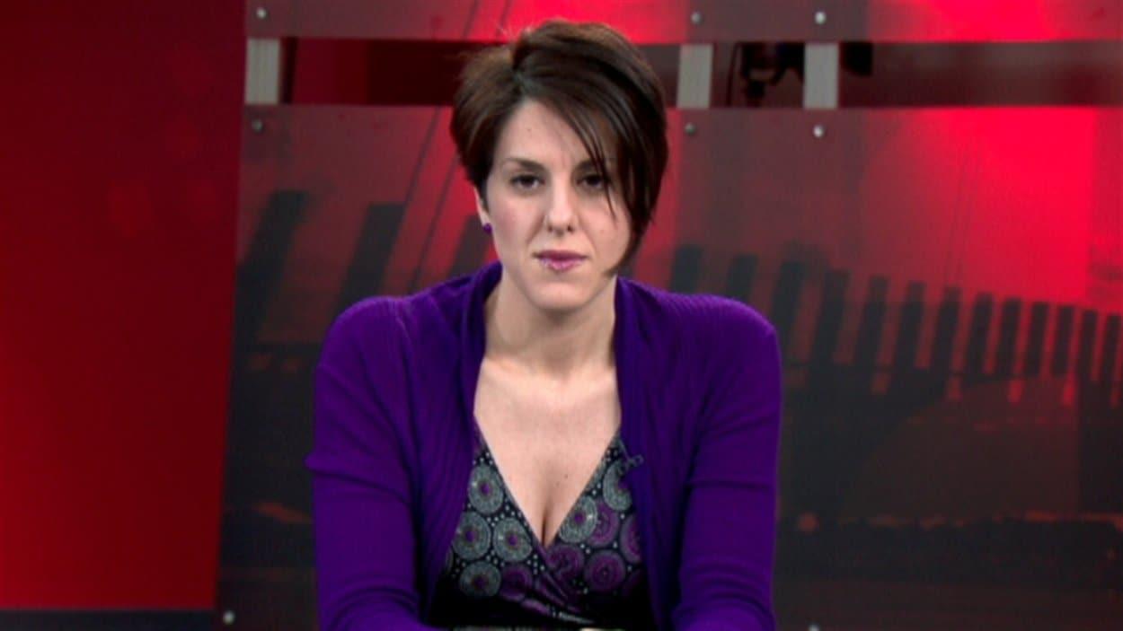 Djemila Benhabib s'attriste de la décision de la décision de la Fédération de soccer du Québec.
