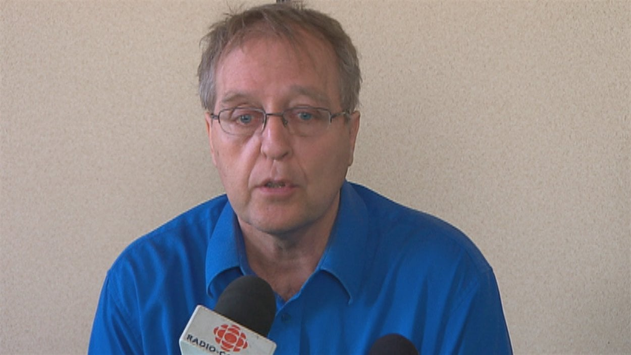 Le compte de taxes de Denis Labonté, propriétaire d'une terre à bois à Lévis, a augmenté de 875 %.