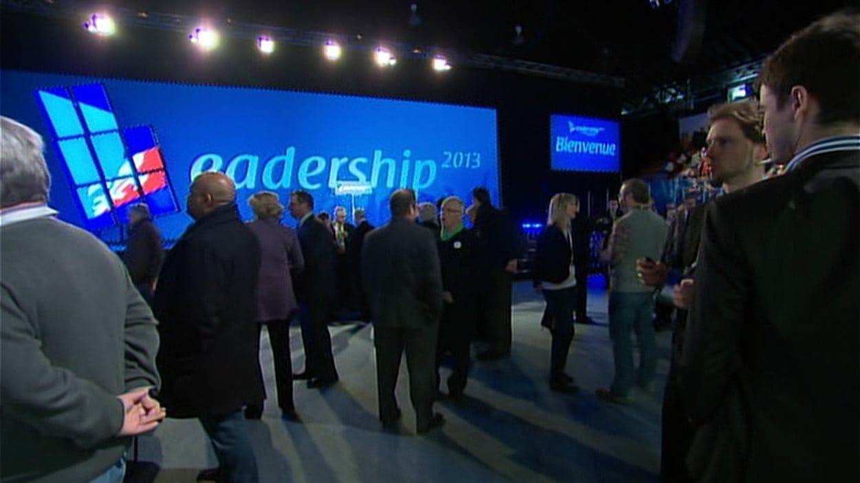 Des délégués libéraux.