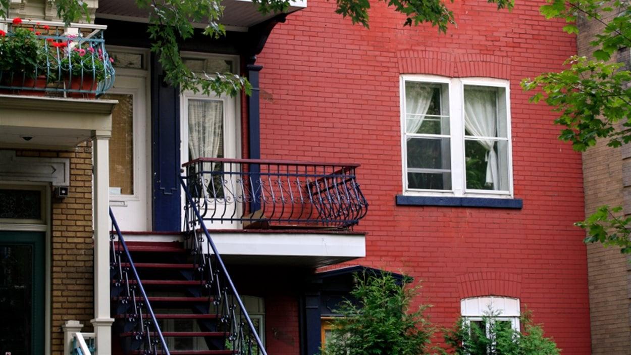 Un logement à Montréal