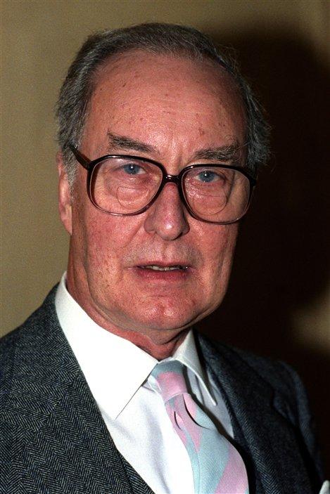 L'acteur Frank Thornton