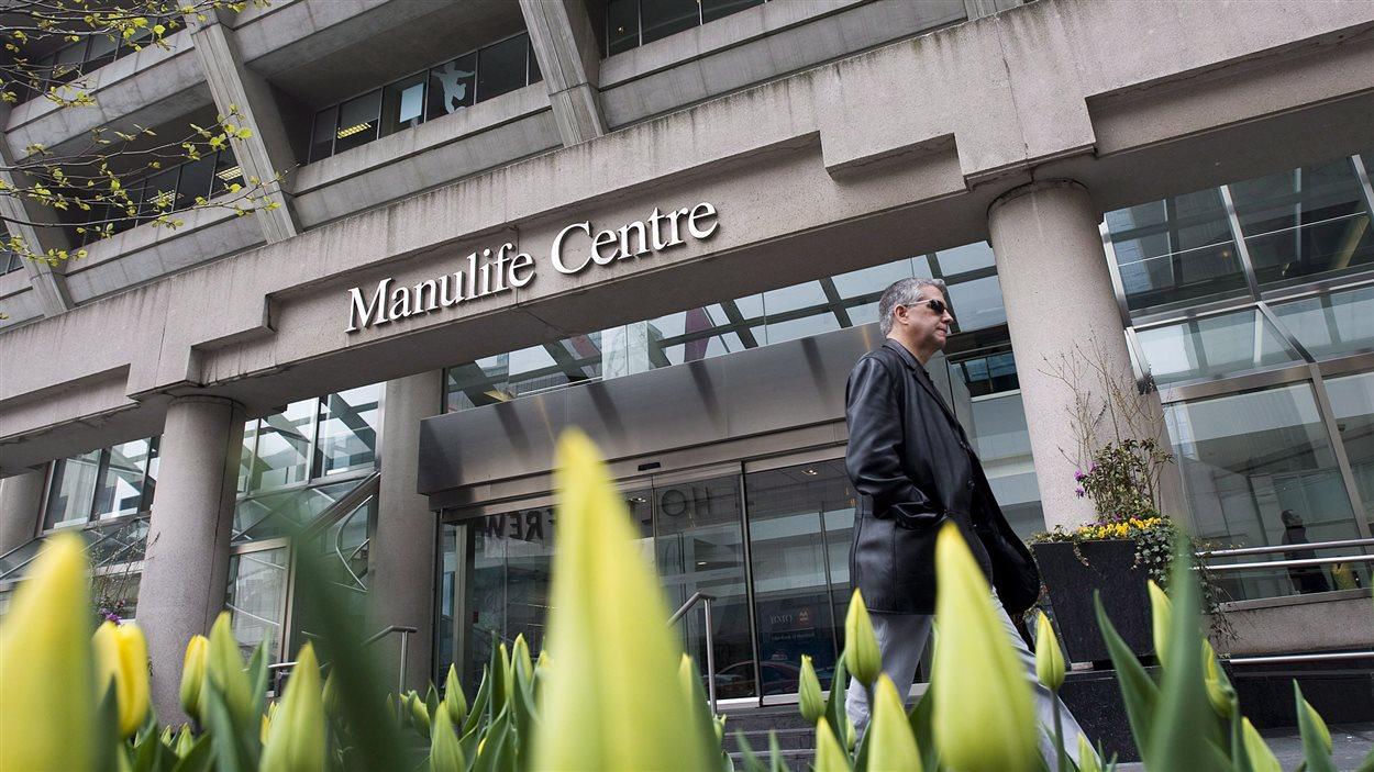 Le Centre Manulife à Toronto