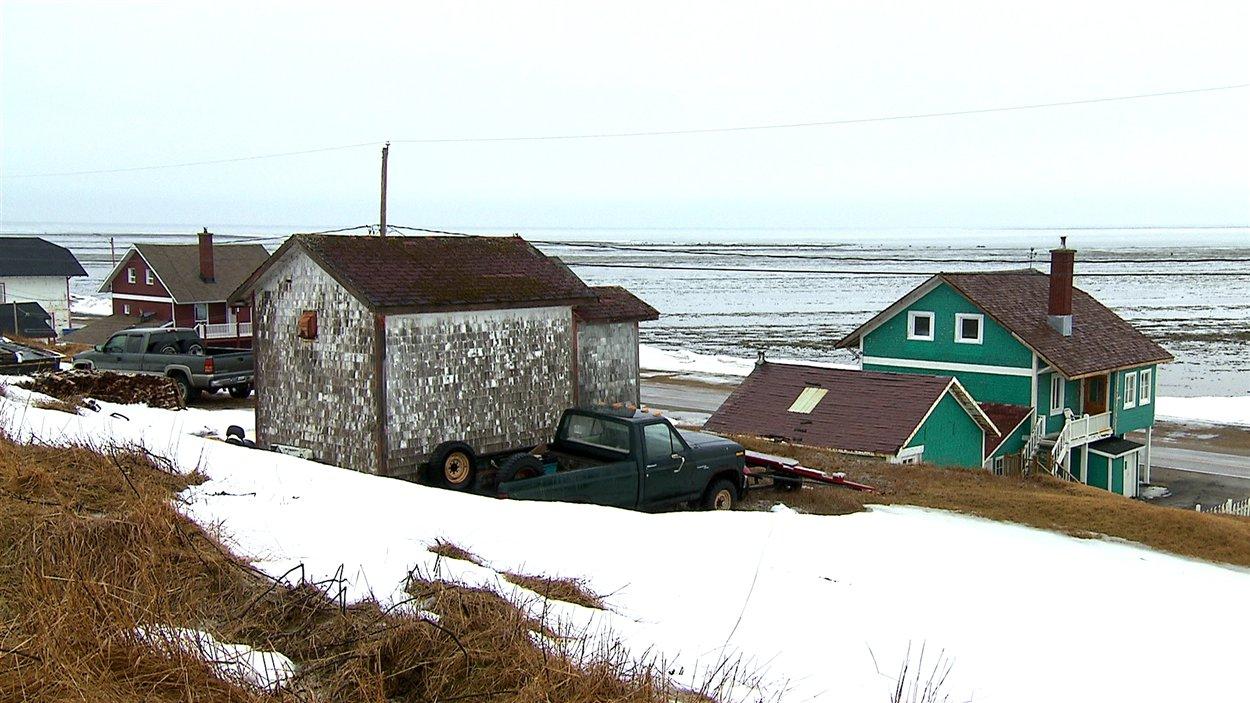 Des maisons de pêcheur