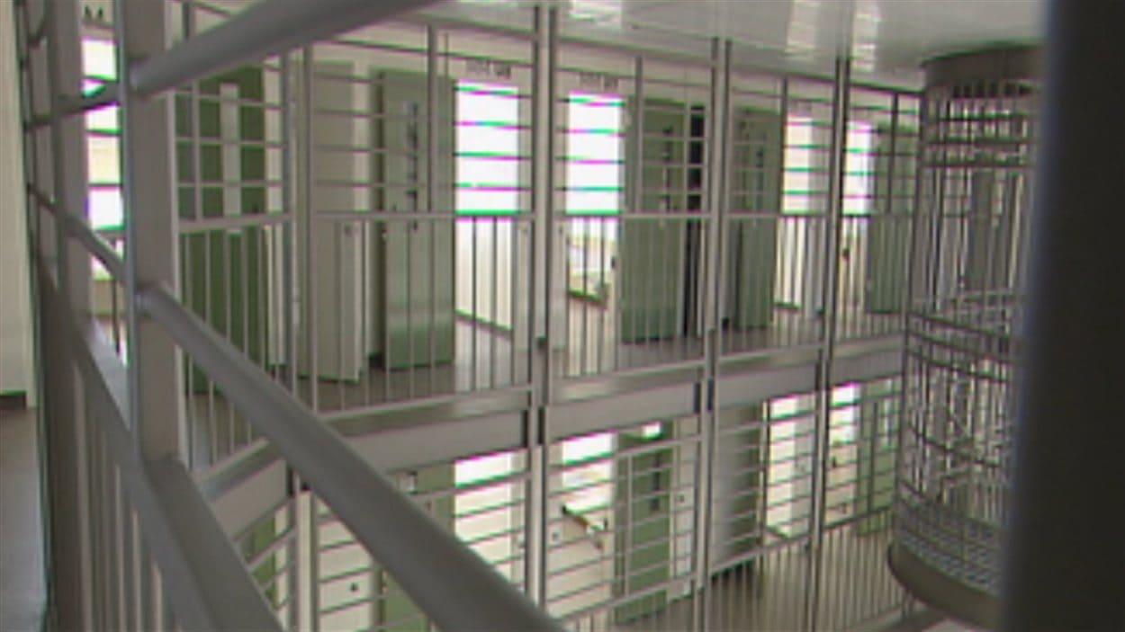 Le nouveau centre de détention provisoire d'Edmonton