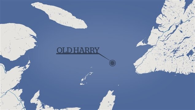 Le gisement Old Harry