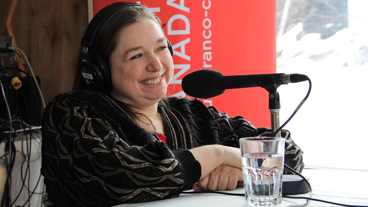 Marie-Josée Martin ©Radio-Canada/Mylène Briand