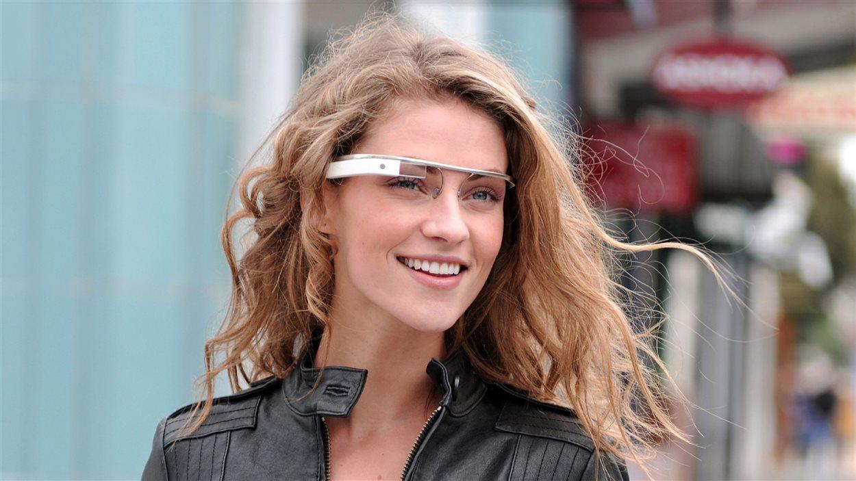 Les lunettes branchées sur Internet de Google seront testées par 8000 personnes
