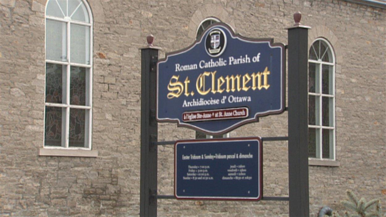 La Paroisse St-Clément a été créée en juin 2012.