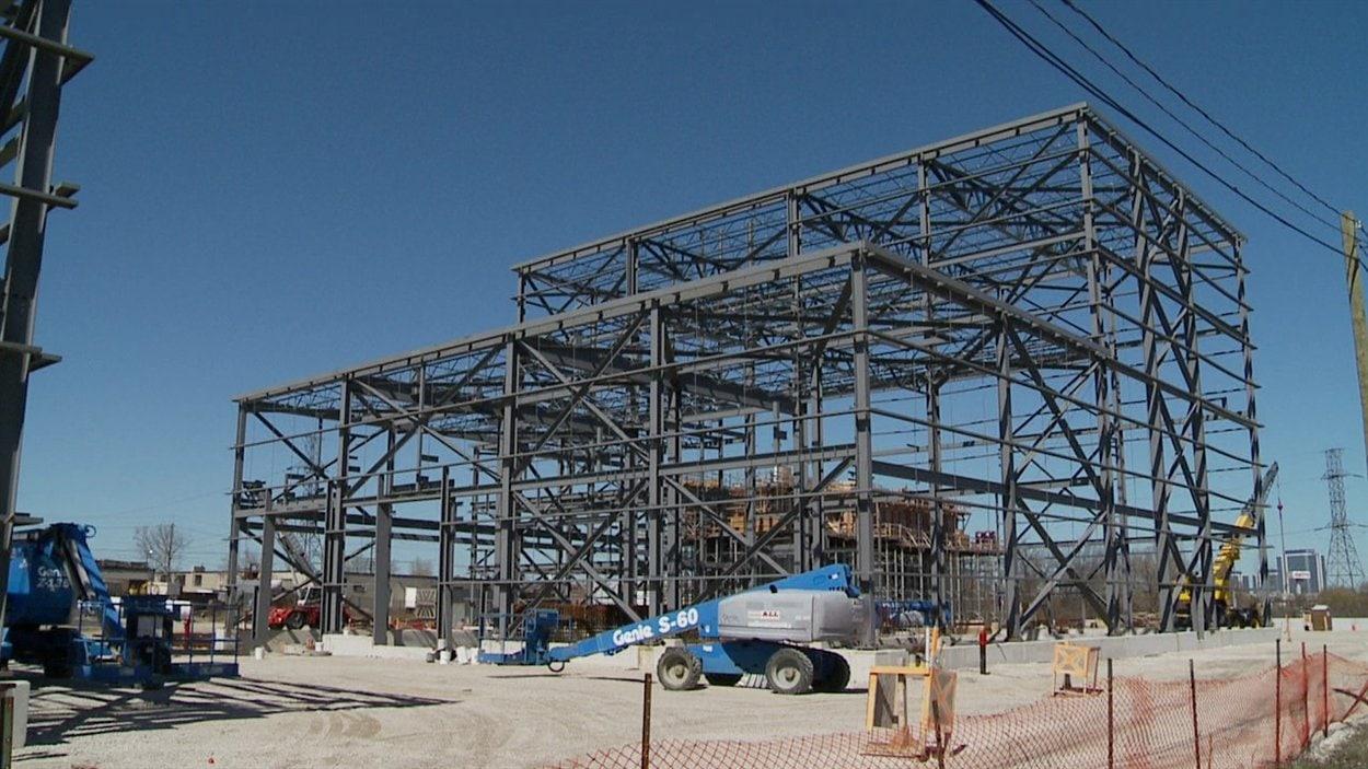 Le projet de centrale au gaz naturel à Mississauga a été abandonné après le début des travaux de construction.