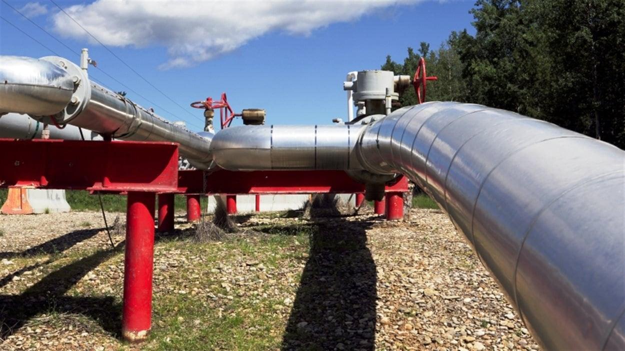 Oléoduc, pipeline