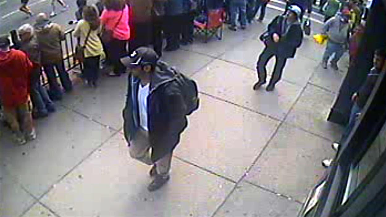 Les deux suspects de l'attentat de Boston