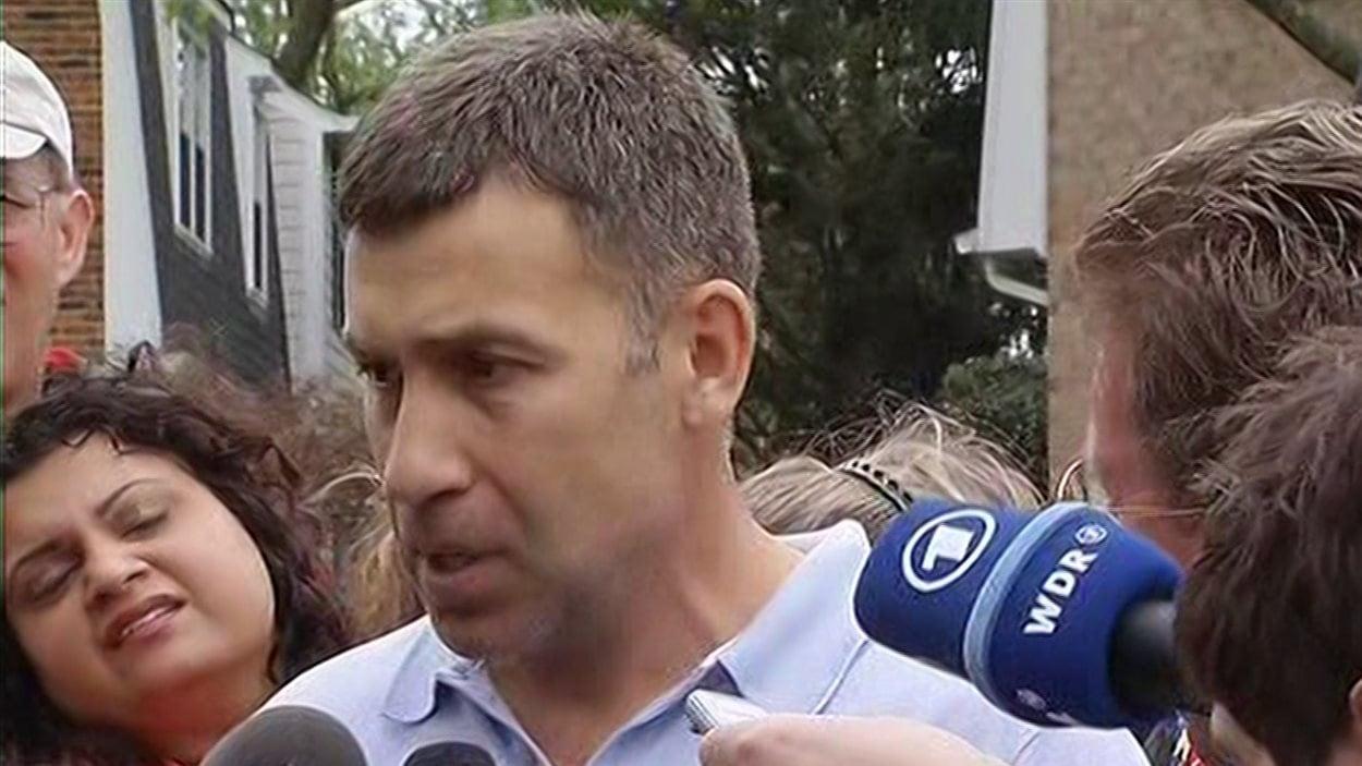 Ruslan Tsarni, oncle des frères Djokhar et Tamerlan Tsarnaev.