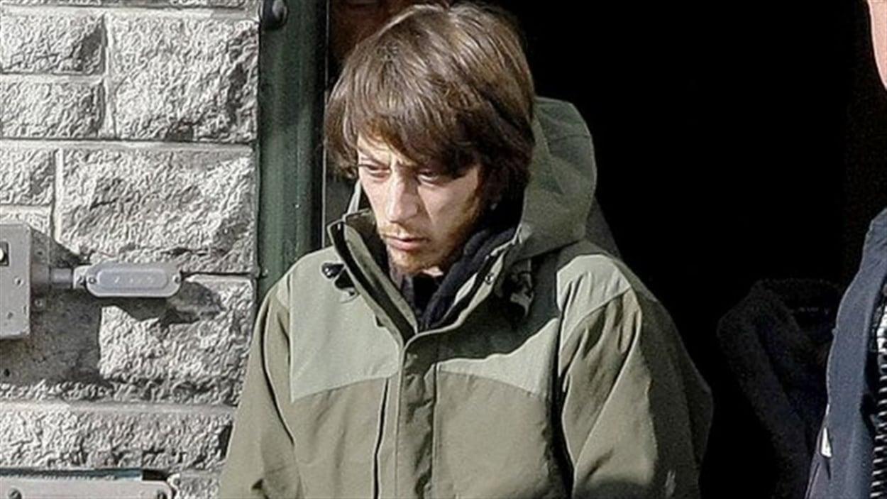 Pierre-Olivier Laliberté: coupable