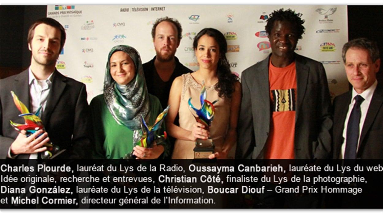 Radio Canada Cote Nord >> Une Journaliste De Radio Canada Cote Nord Honoree Radio