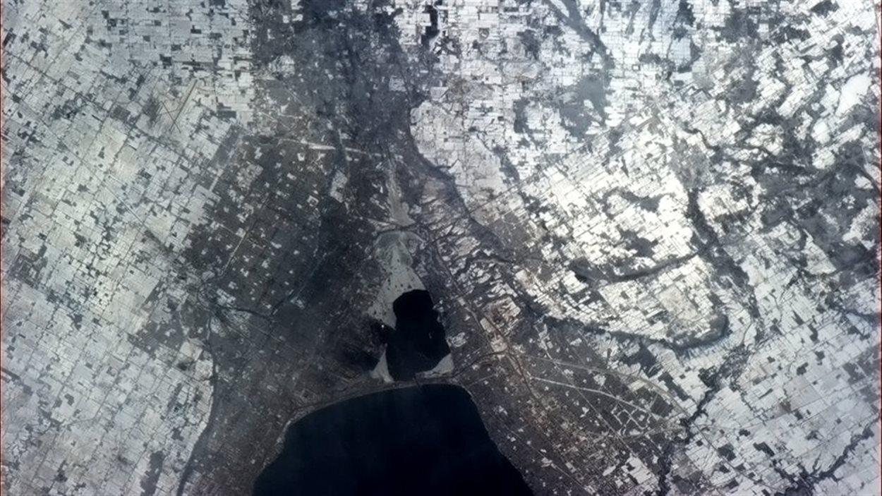 La ville de Hamilton, le 23 février 2013