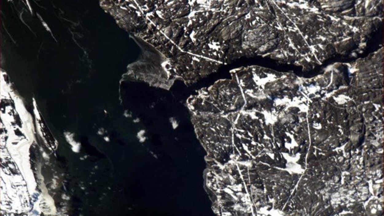 Tadoussac, le 31 décembre 2012