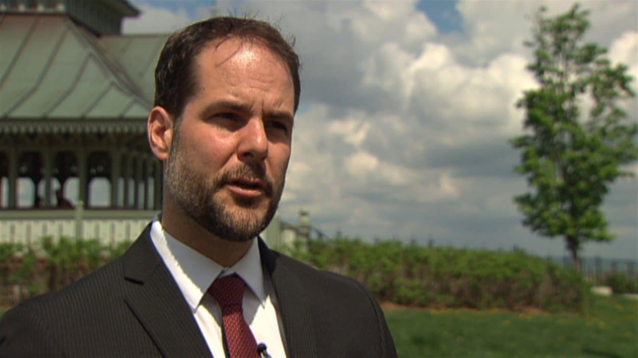 Alexandre Boulerice, député néo-démocrate de Rosemont-La Petite-Patrie