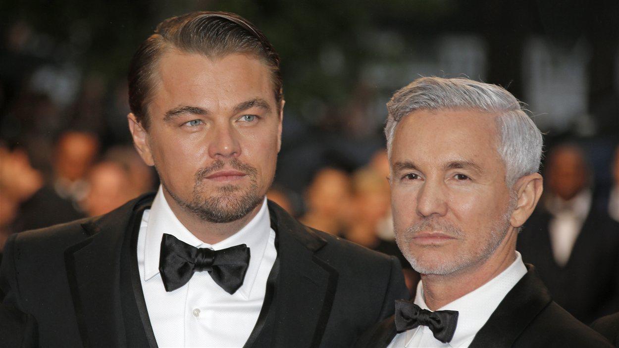Leonardo DiCaprio sur le tapis rouge de la première cannoise de Gatsby le magnifique