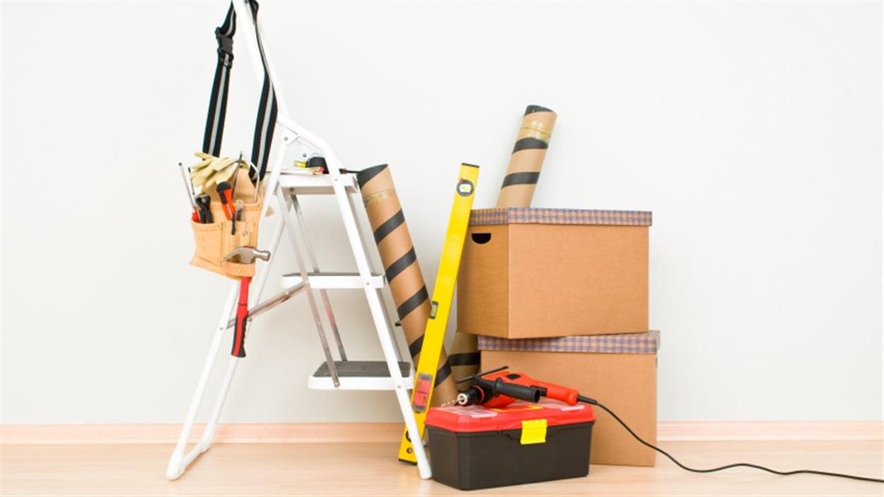 Outils utiles pour déménager