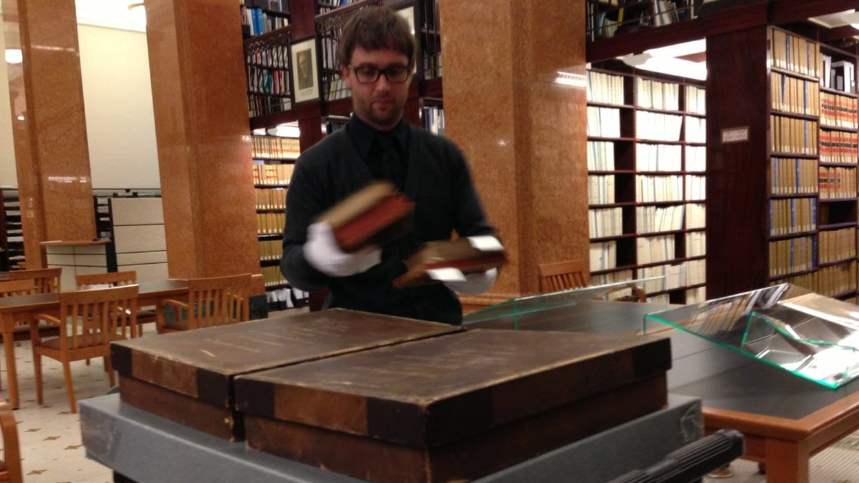 Bibliotheque archives