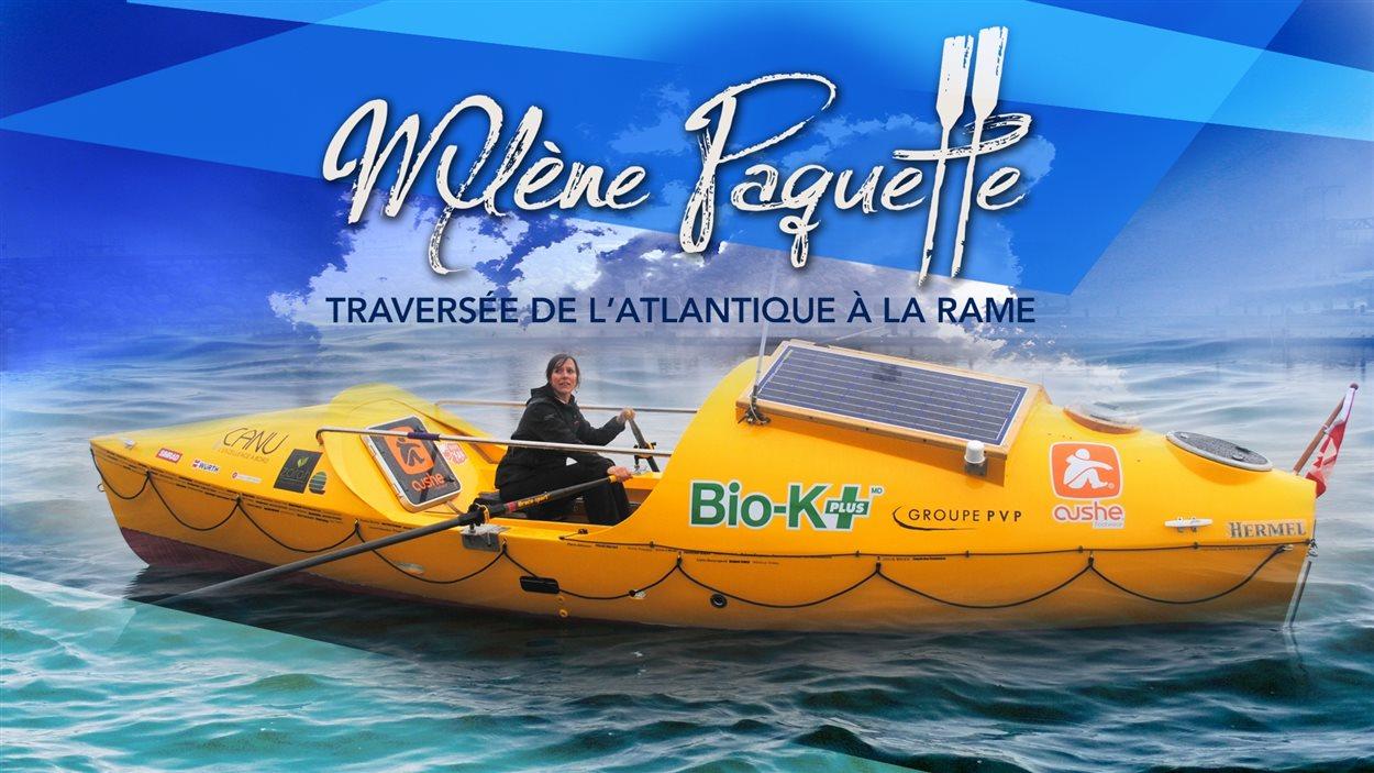 Mylène Paquette : « épuisée, mais heureuse » | Radio-Canada.ca
