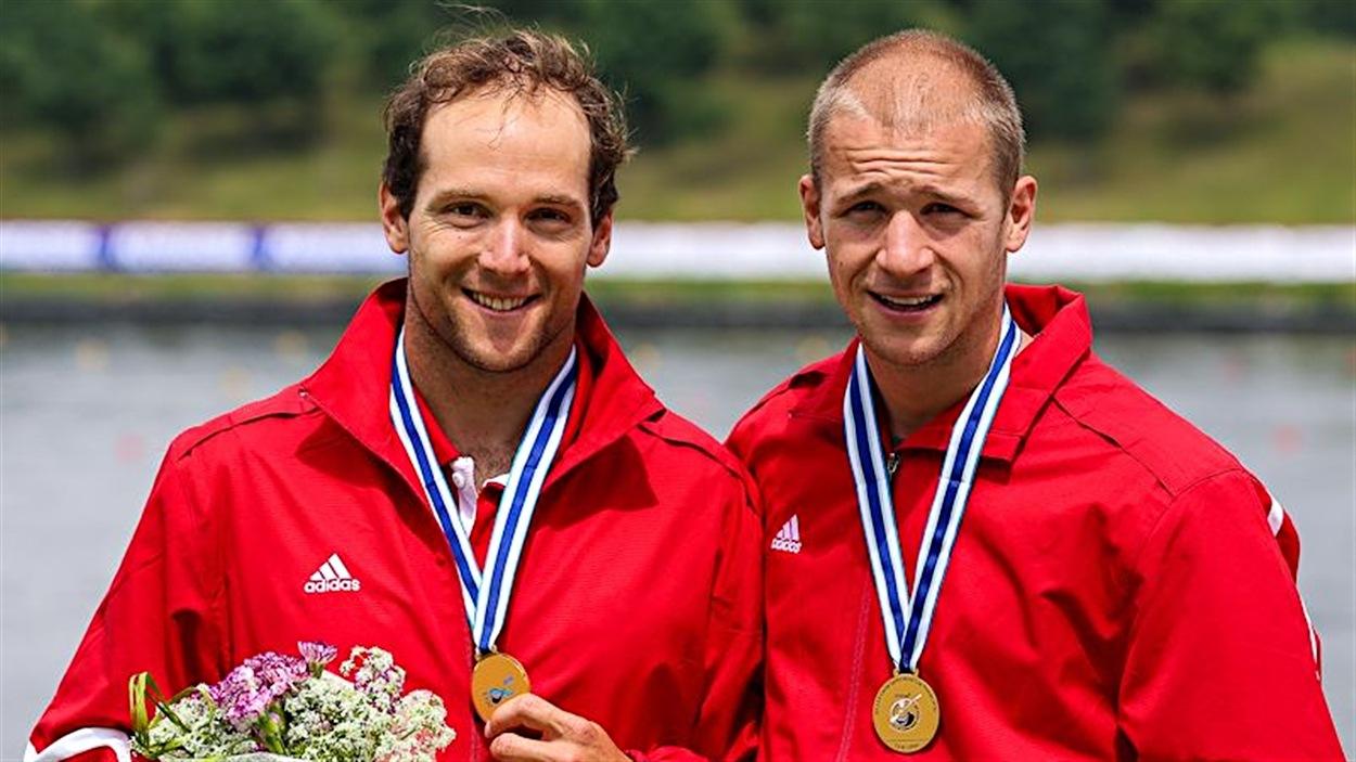 Gabriel Beauchesne-Sévigny et Ben Russell