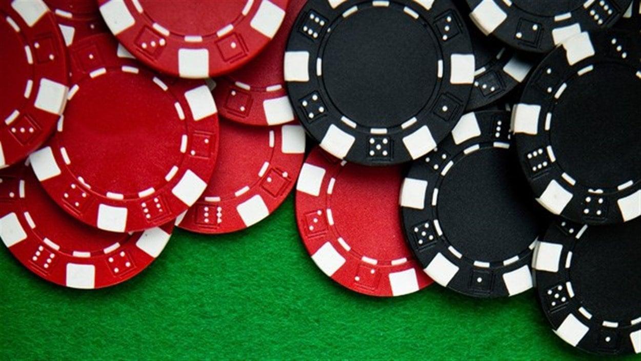 Les jetons de casino