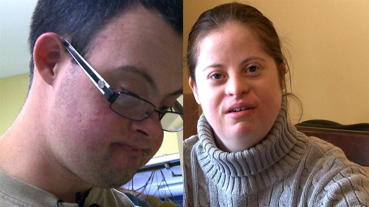 De jeunes adultes handicapés en quête d'autonomie