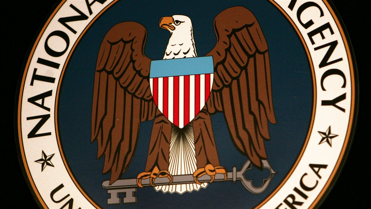 Logo de la National Security Agency