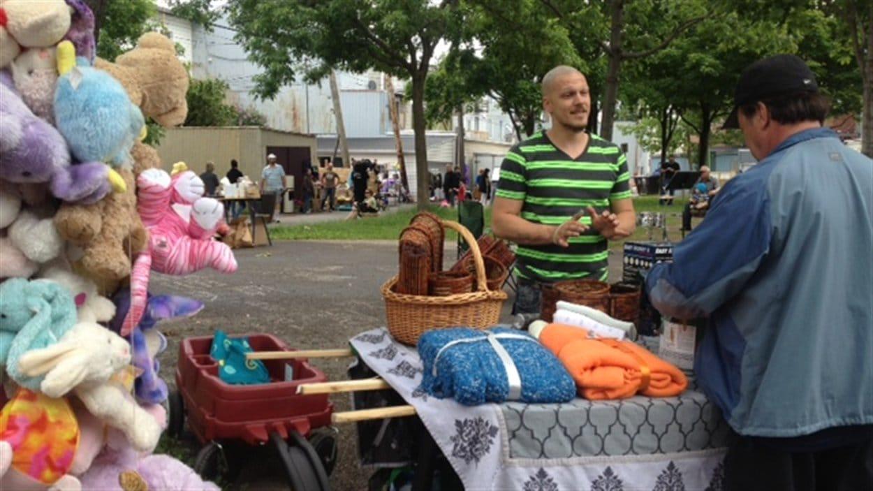 Le Bazar des ruelles du Vieux-Limoilou